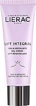 Gélový krém na krk a dekolt - Lierac Lift Integral Neck & Decollete Sculpting Lift Cream-Gel — Obrázky N2