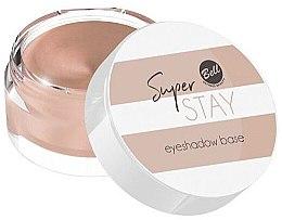 Voňavky, Parfémy, kozmetika Báza pod očné tiene - Bell Super Stay Eyeshadow Base