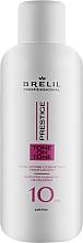 Voňavky, Parfémy, kozmetika  Oxidačné činidlo - Brelil Professional Prestige Tone On Tone Scented Cosmetic Developer 10 Vol