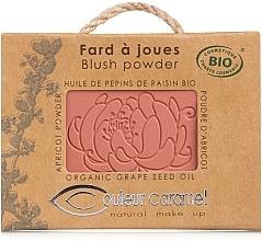 Voňavky, Parfémy, kozmetika Minerálna lícenka - Couleur Caramel Blush Powder