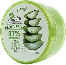 Voňavky, Parfémy, kozmetika Univerzálny upokojujúci gél s aloe - Blumei Jeju Moisture Aloe 97% Soothing Gel