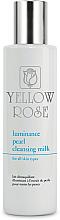 Voňavky, Parfémy, kozmetika Čistiace mlieko s perlovým extraktom - Yellow Rose Luminance Pearl Cleansing Milk