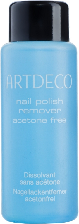 Prostriedok pre odstránenie laka - Artdeco Nail Polish remover — Obrázky N1
