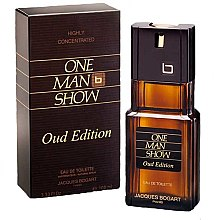 Voňavky, Parfémy, kozmetika Bogart One Man Show Oud Edition - Toaletná voda