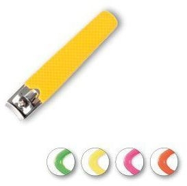 Kliešte na nechty 76954, L, žltá - Top Choice Colours Nail Clippers — Obrázky N1