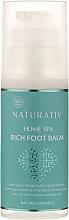 Voňavky, Parfémy, kozmetika Balzam na nohy - Naturativ Home Spa Rich Foot Balm