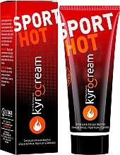 Voňavky, Parfémy, kozmetika Protizápalový krém na telo - Melvita Kyrocream Sport Hot Cream