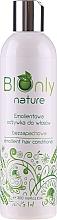 Voňavky, Parfémy, kozmetika Kondicionér na zjemnenie vlasov - BIOnly Nature Emollient Hair Conditioner