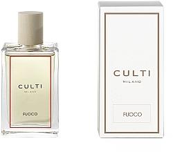 Voňavky, Parfémy, kozmetika Aromatický interiérový sprej - Culti Milano Room Spray Fuoco