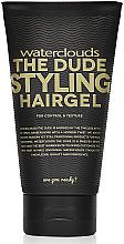 Voňavky, Parfémy, kozmetika Gél na úpravu vlasov - Waterclouds The Dude Styling Hairgel