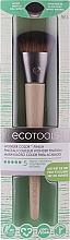Voňavky, Parfémy, kozmetika Štetec pre nanášanie líčenky - Ecotools Wonder Color Finish Make-Up