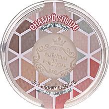 Voňavky, Parfémy, kozmetika Prírodný tuhý šampón - Essencias De Portugal Solid Shampoo