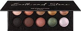 Voňavky, Parfémy, kozmetika Paleta očných tieňov, 10 odtieňou - Makeup Revolution Pro Colour Focus Palette