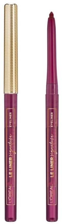 Ceruzka na oči - L'Oreal Paris Le Liner Signature — Obrázky N1