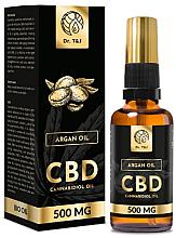 Voňavky, Parfémy, kozmetika Prírodný arganový olej CBD 500mg - Dr. T&J Bio Oil