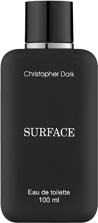 Christopher Dark Surface - Toaletná voda