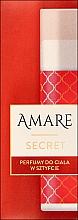 Voňavky, Parfémy, kozmetika Hmla na telo v tyčinke - Pharma CF Amare Secret