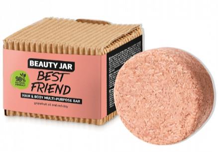 Mydlo na vlasy a telo - Beauty Jar Best Friend Hair & Body Multi-Purpose Bar