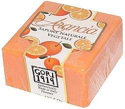 "Voňavky, Parfémy, kozmetika Mydlo ""Pomaranč"" - Gori 1919 Orange Natural Vegetable Soap"