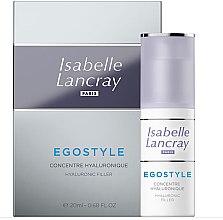 Voňavky, Parfémy, kozmetika Filler s kyselinou hyalurónovou - Isabelle Lancray Egostyle Hyaluronic Filler