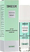 Voňavky, Parfémy, kozmetika Krém na viečka - BingoSpa Lift Up Smooths Brightens Under Eye