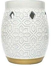 Voňavky, Parfémy, kozmetika Aromatická lampa - Yankee Candle Wax Burner Addison Patterned Ceramic