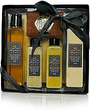 Voňavky, Parfémy, kozmetika Sada - Beeing True (sh/gel 175ml +sh/balm 175ml + salf 100ml + peel/100ml+ uterák)
