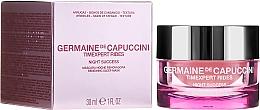 Voňavky, Parfémy, kozmetika Nočná regeneračná maska - Germaine de Capuccini Timexpert Rides Night Success