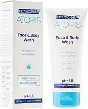 Voňavky, Parfémy, kozmetika Prostriedok na umývanie tváre a tela - Novaclear Atopis Face&Body Wash