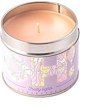 """Voňavky, Parfémy, kozmetika Vonná sviečka """"Jahoda"""" - Oh!Tomi Fruity Lights Candle"""