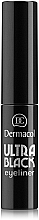 Voňavky, Parfémy, kozmetika Očné linky - Dermacol Ultra Black Eyeliner