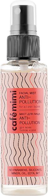 """Hmla na tvár """"Anti-Pollution"""" - Cafe Mimi Facial Mist"""