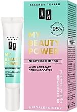 Voňavky, Parfémy, kozmetika Vyhlazovacie pleťové sérum-booster - AA My Beauty Power Niacinamide 10% Smoothing Serum-Booster