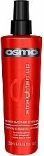 Voňavky, Parfémy, kozmetika Vyhladzujúci komplex na vlasy s keratínom - Osmo Straighten Up Keratin Smoothing Complex