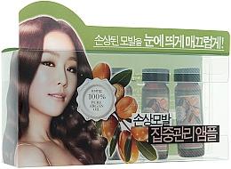 Voňavky, Parfémy, kozmetika Ampulky na báze arganového oleja - Welcos Confume Argan Treatment Hair Ampoule