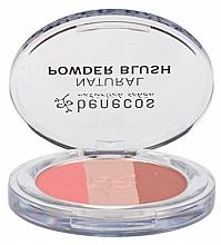 Voňavky, Parfémy, kozmetika Lícenka - Benecos Natural Trio Blush
