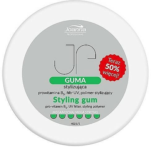Guma na úpravu vlasov - Joanna Styling Gum — Obrázky N1