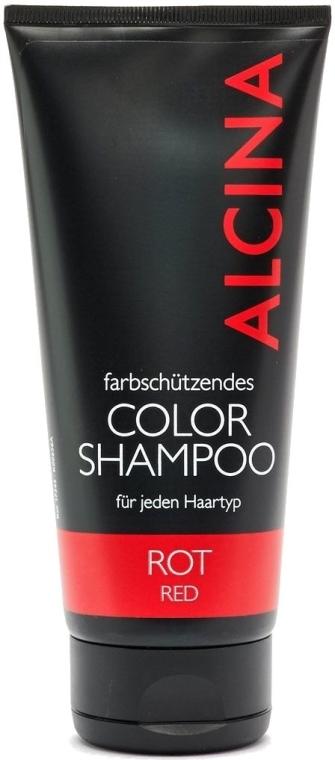 Odtieňový šampón so starostlivým komplexom - Alcina Hair Care Color Shampoo