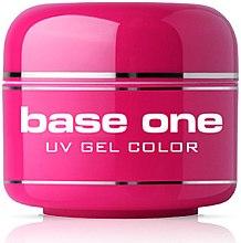 Voňavky, Parfémy, kozmetika Gél na nechty - Silcare Base One Color
