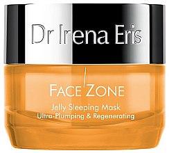 Voňavky, Parfémy, kozmetika Maska na tvár - Dr Irena Eris Face Zone Jelly Sleeping Mask Ultra-Plumping & Regenerating