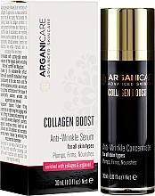 Voňavky, Parfémy, kozmetika Sérum proti vráskam - Arganicare Collagen Boost Anti-Wrinkle Serum