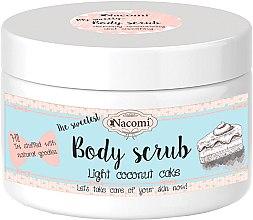 Voňavky, Parfémy, kozmetika Organický kokosový telový peeling - Nacomi Body Scrub