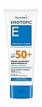 Voňavky, Parfémy, kozmetika Dermálny ochranný krém na tvár a telo SPF 50+ - Pharmaceris Emotopic Mineral Protection Cream SPF 50+