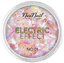 Voňavky, Parfémy, kozmetika Trblietky na nechtový dizajn - NeoNail Professional Electric Effect Flakes
