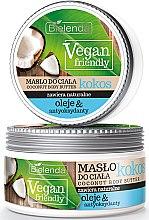 """Voňavky, Parfémy, kozmetika Telový olej """"Kokos"""" - Bielenda Vegan Friendly Coconut Body Butter"""