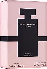 Voňavky, Parfémy, kozmetika Narciso Rodriguez For Her - Sada (edt/100ml + body/cr/75ml)
