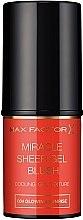 Voňavky, Parfémy, kozmetika Lícenka v tyčinke - Max Factor Miracle Sheer Gel Blush Stick