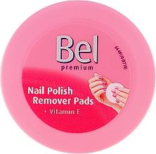Voňavky, Parfémy, kozmetika Kozmetické tampóny na odlakovanie nechtov - Bel Premium Wet Nail Polish Remover Pads