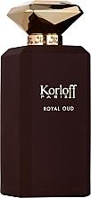 Voňavky, Parfémy, kozmetika Korloff Paris Royal Oud - Parfumovaná voda