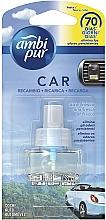 """Voňavky, Parfémy, kozmetika Náplň do osviežovača vzduchu do auta """"Nebeská sviežosť"""" - Ambi Pur Air Freshener Refill Sky Fresh"""